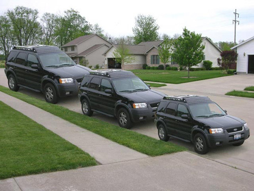 SUV Illusion