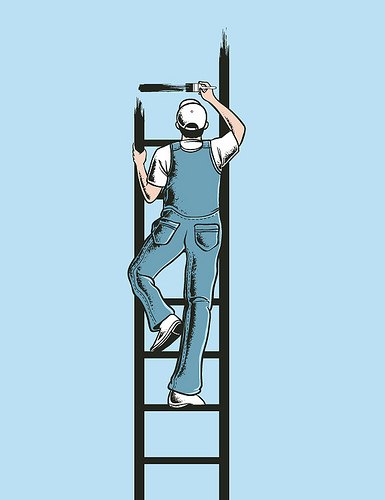 Ladder Maker by Flying Mouse