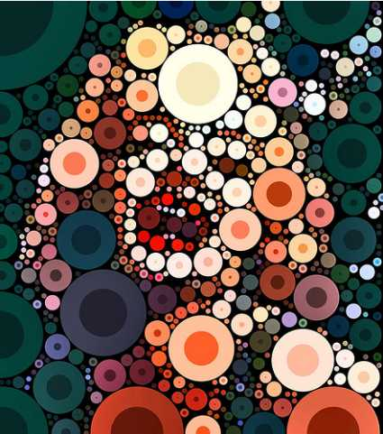Percolated Image #2 by Where The Art Is
