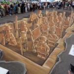 3d Street Art Sarasota - Leon Keer