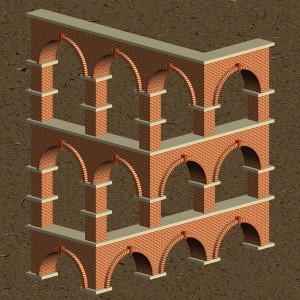 Impossible Aqueduct - Catherine Palmer