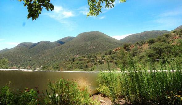Lake View Illusion