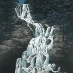 Water Dancers by Rob Gonsalves