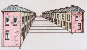 Length of Lines (View of Street) - Estimation Illusion