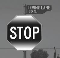 Stop Stereogram Depth Map