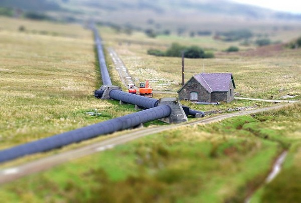 Tilt Shift Photograph #2