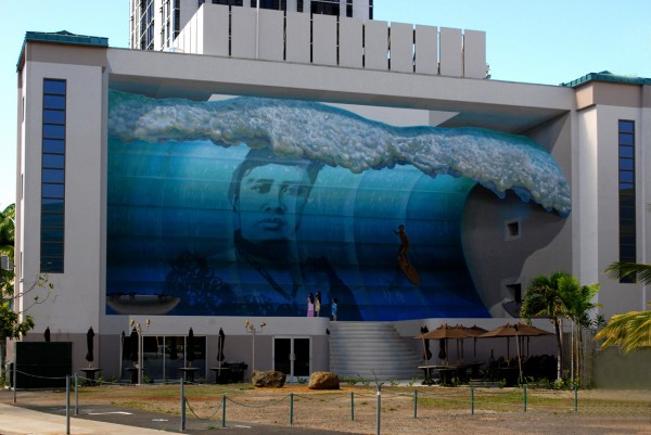 Mana Nalu Mural by John Pugh