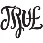 True/False Ambigram by John Langdon