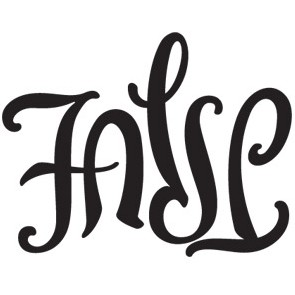 True/False by John Langdon (Inverted)