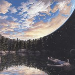 The Phenomenon of Floating by Rob Gonsalves