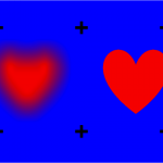 The Blurry Heart Illusion
