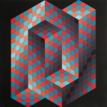 The Op Art of Victor Vasarely