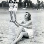 Vintage Forced Perspective Photographs