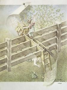 Sandro Del-Prete - The Garden Fence