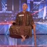 Levitation Act on America's Got Talent