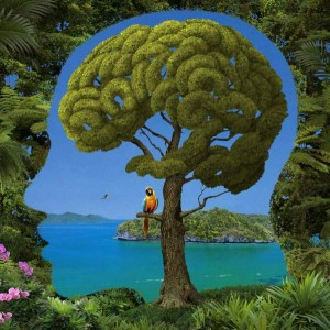 Brainy Tree Illusion by Igor Morski