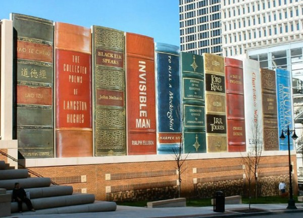 Community Bookshelf - Kansas City Public Library #2