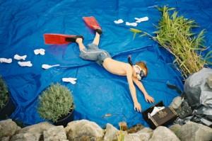 Jan von Holleben The Diver
