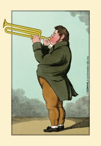 Paradoxical Trumpet