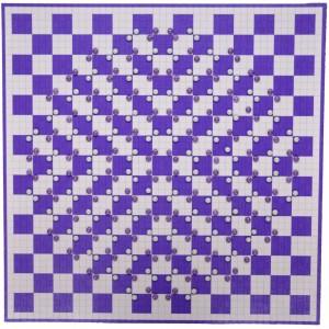 m&m bulge illusion