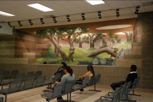 Extended Family Mural by John Pugh #1