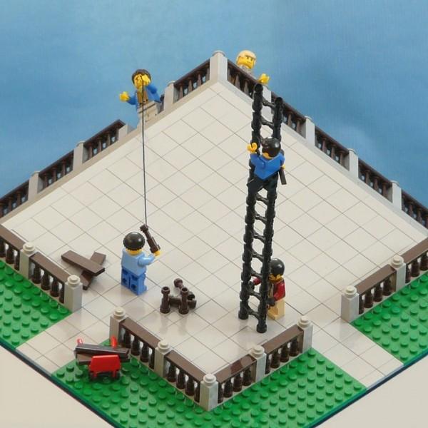 LEGO Terrace