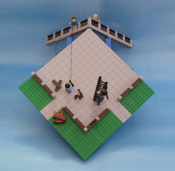 lego terrace reveal #2
