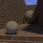 Spheres Relative Size