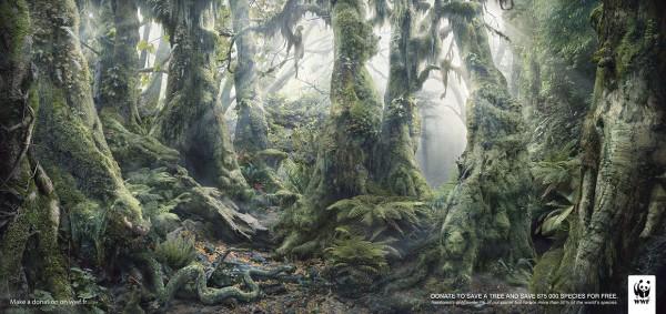 WWF Botanimal #1