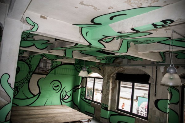 Octopus Anamorph #4