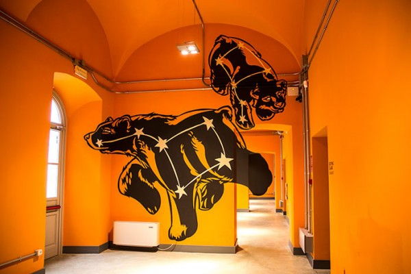 Anamorphic Graffiti by Truly Design #1