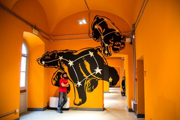Anamorphic Graffiti by Truly Design #3