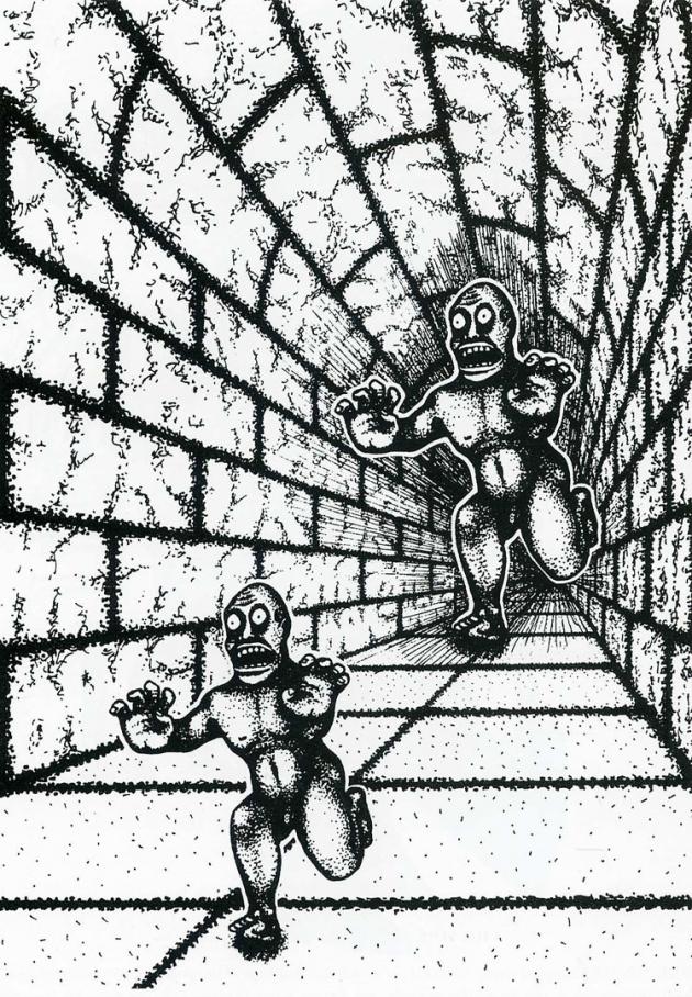 Terror Subterra by Roger Shepard