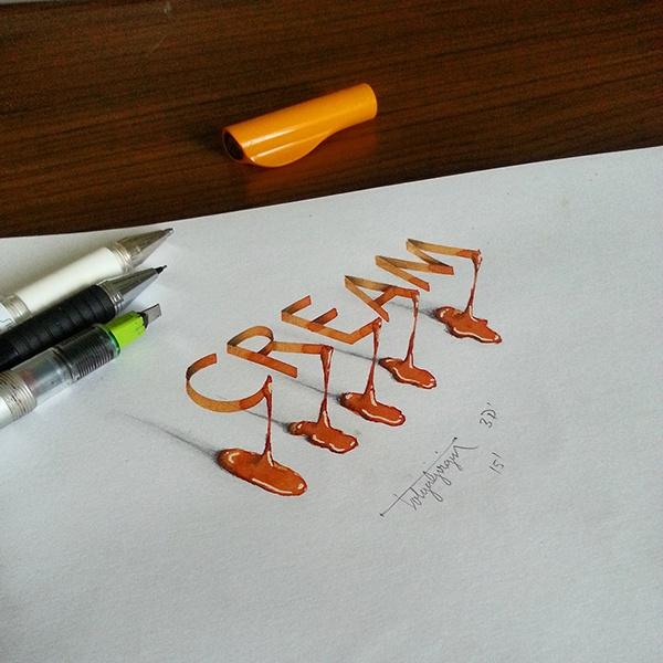 Cream by Tolga Girgin