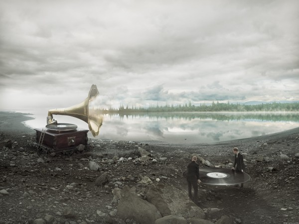 Soundscapes by Erik Johansson