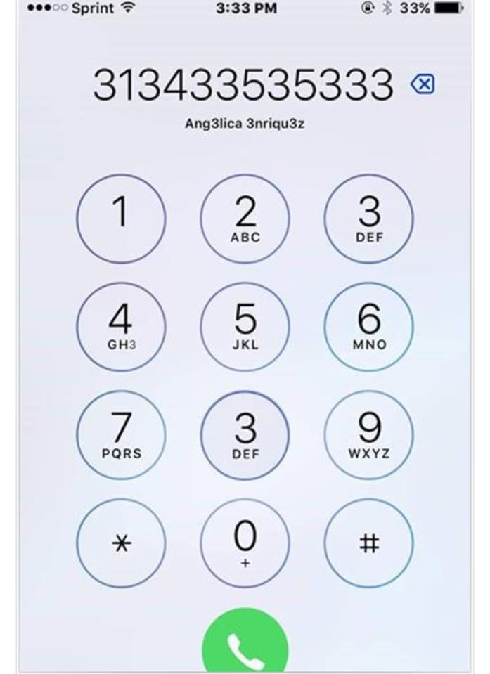 How Many 3s