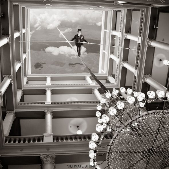 Ultimate Stunt by Thomas Barbey