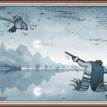 Duck Hunting by Valentine Dubinin