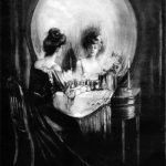 All Is Vanity by Charles Allan Gilbert