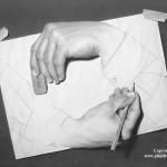 Escher's Nightmare by J.D. Hillberry