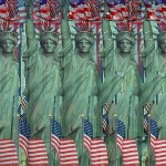 Statue of Liberty Stereogram by 3Dimka