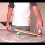 Strange Gravity Illusion