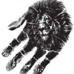 Handprint Illusion
