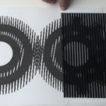 Animated Optical Illusion from Brusspup