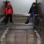 Scary Elevator Floor
