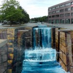 3D Street Painting by Gregor Wosik