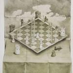 Sandro Del-Prete - The Warped Chessboard