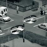 Common Sense Crossing by Erik Johansson