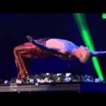 Special Head Backward Levitation on Americas Got Talent