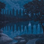 When The Lights Were Out by Rob Gonsalves